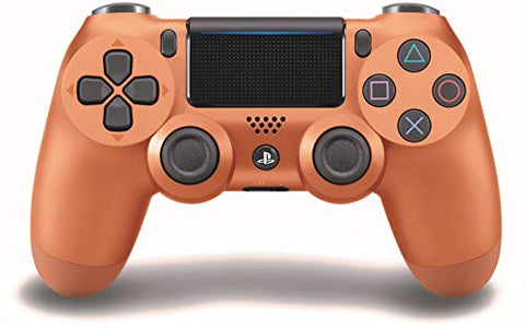 DualShock 4 Wireless Controller for PlayStation 4 - Copper: Video Games