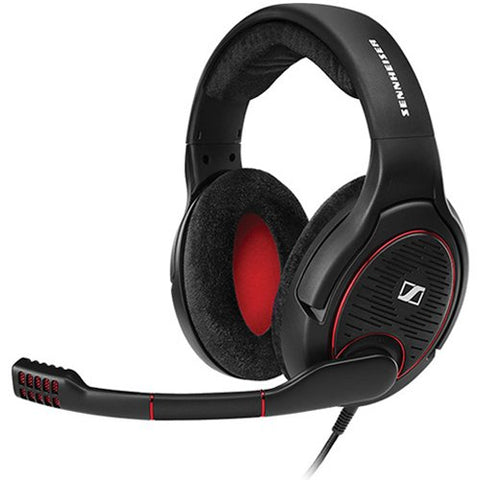 Sennheiser GAME ONE Gaming Headset - Black: Video Games