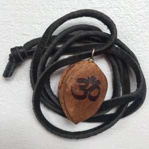 OM Seed Necklace