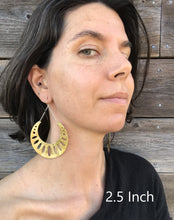 Load image into Gallery viewer, Geometric Dangle Earring *NEW*