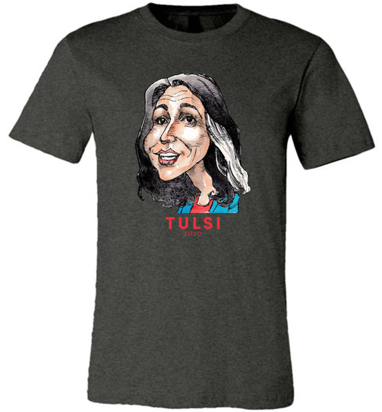 TULSI 2020 TEE - PLAYING POLITICS