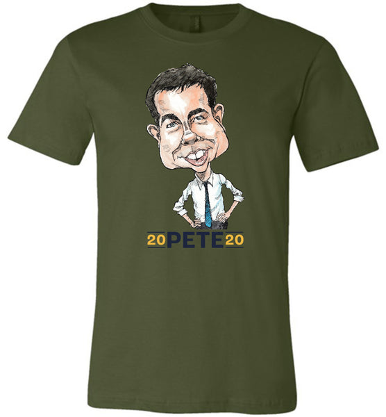 PETE 2020 TEE - PLAYING POLITICS