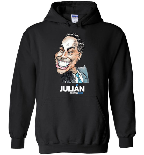 JULIAN 2020 HOODIE - PLAYING POLITICS