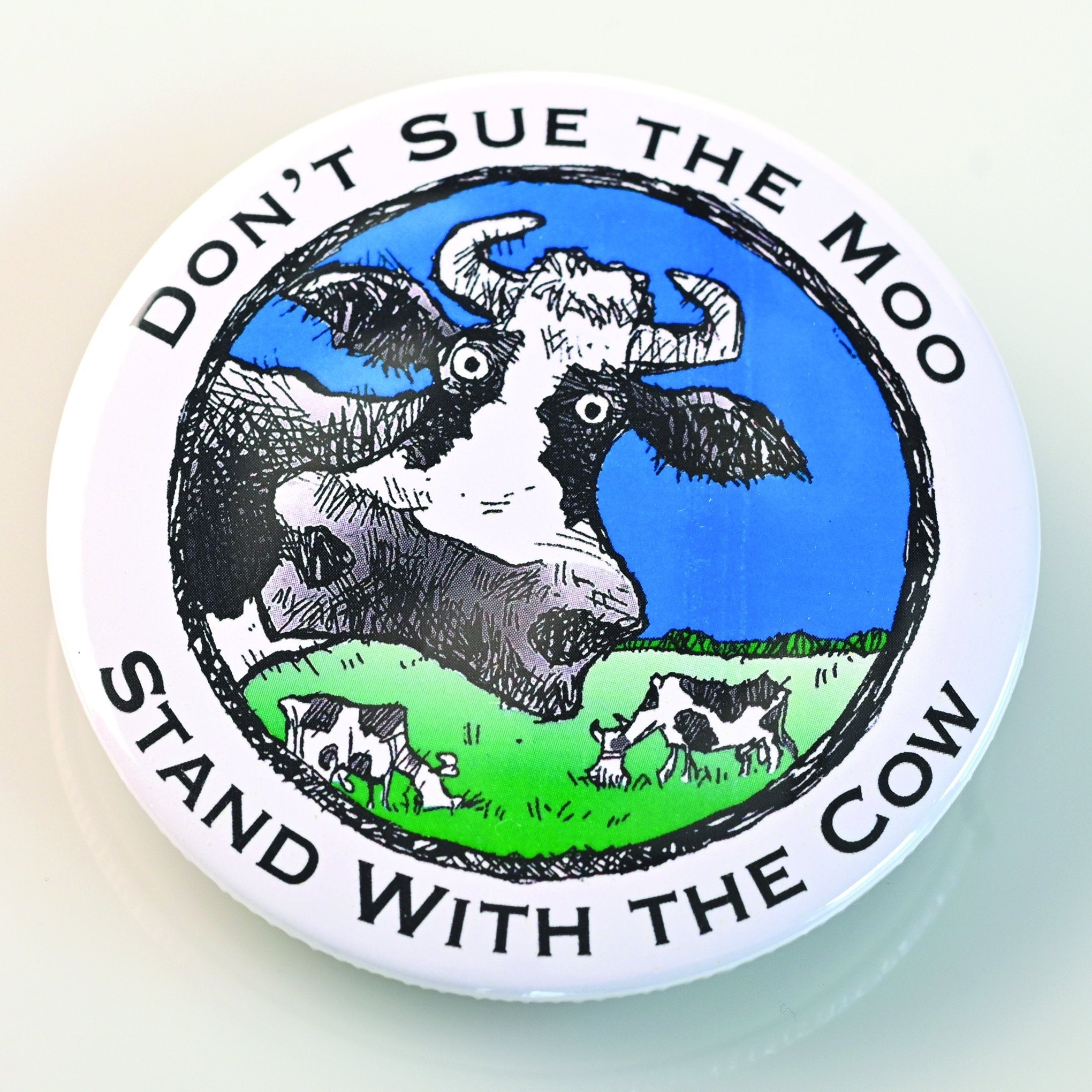 @DEVINCOW BUTTONS - PLAYING POLITICS