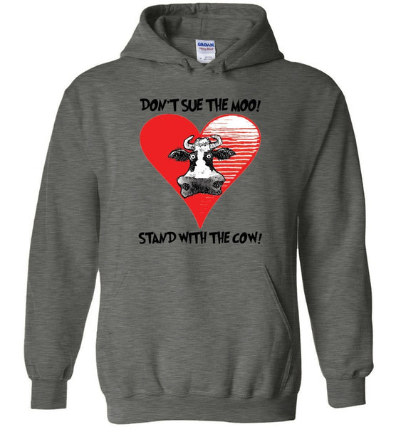 @DEVINCOW DON'T SUE THE MOO! HOODIE-HOODIES-PLAYING POLITICS