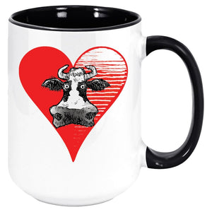 @DEVINCOW HEART COFFEE MUG-COFFEE MUG-PLAYING POLITICS