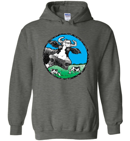 @DEVINCOW HOODIE-HOODIES-PLAYING POLITICS