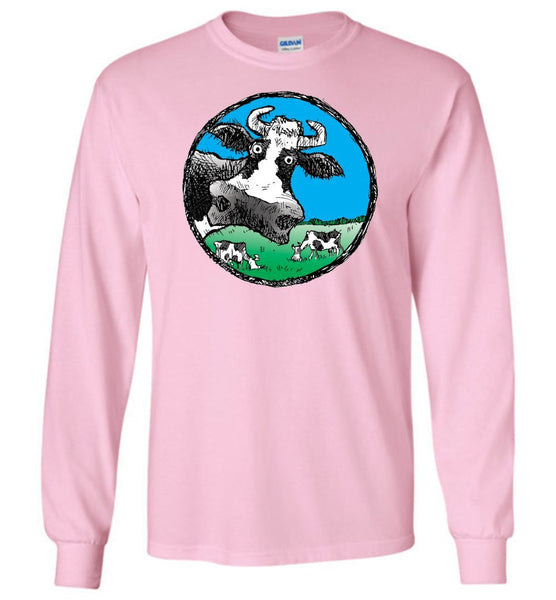 @DEVINCOW LONG SLEEVED TEE-LONG SLEEVED TEE-PLAYING POLITICS