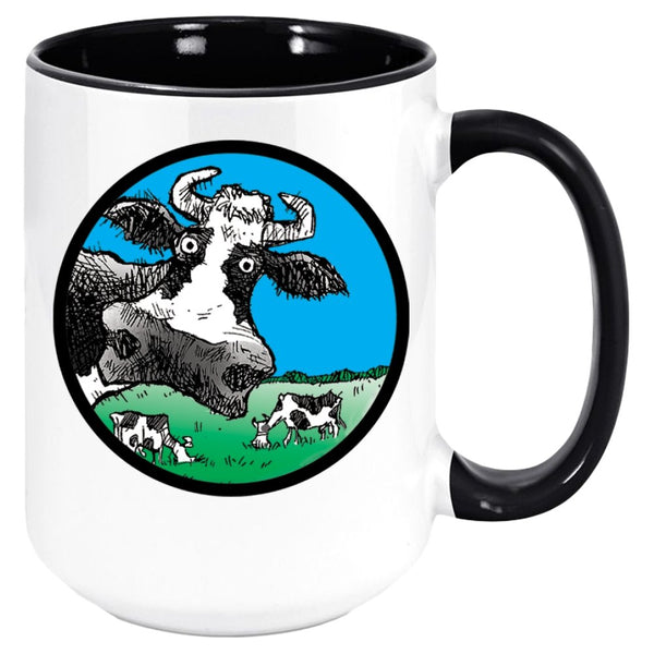 @DEVINCOW ORIGINAL COFFEE MUG-COFFEE MUG-PLAYING POLITICS