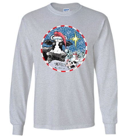 @DEVINCOW STARRY NIGHT LONG SLEEVE TEE-LONG SLEEVED TEE-PLAYING POLITICS