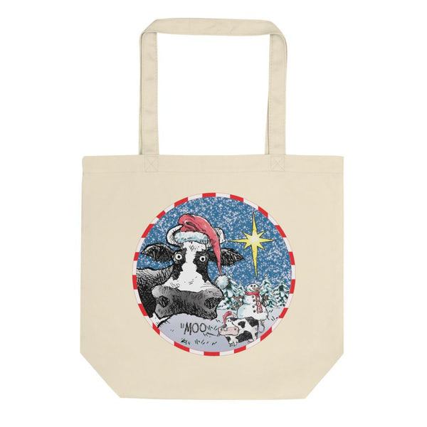 @DEVINCOW STARRY NIGHT TOTE-TOTE BAG-PLAYING POLITICS