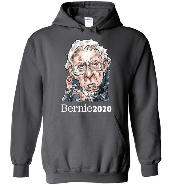 BERNIE 2020 HOODIE-HOODIES-PLAYING POLITICS