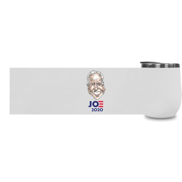 JOE 2020 WINE TUMBLER-WINE TUMBLERS-PLAYING POLITICS