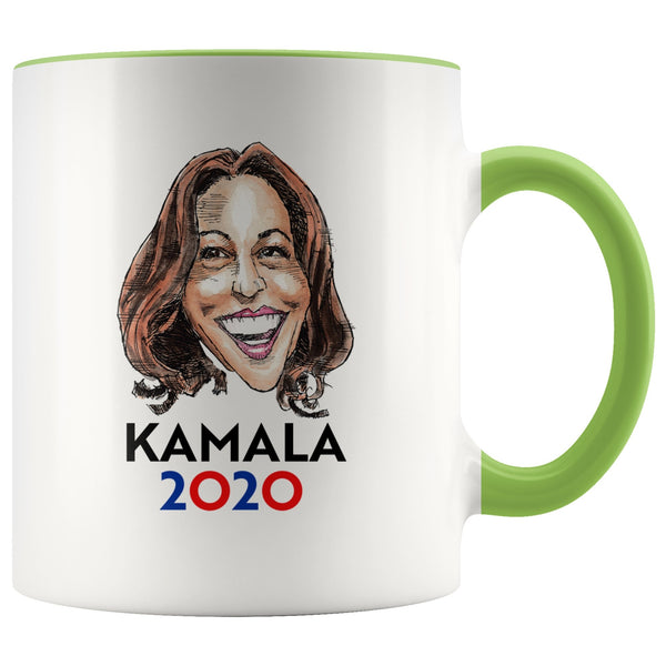 KAMALA 2020 COFFEE MUG-Drinkware-PLAYING POLITICS