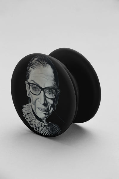 RBG Phone Popper/Grip-Cell Phone Poppers-PLAYING POLITICS