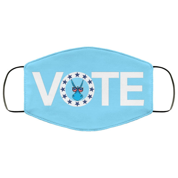 VOTE Face Mask-Accessories-PLAYING POLITICS