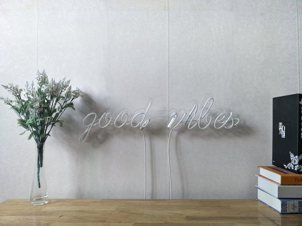 Good Vibes | Neon Sign