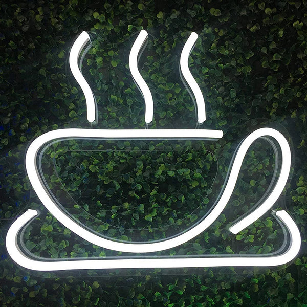 Coffee Cup | LED Neon Sign