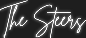 "Copy of Custom ""The Steers"" Neon Sign"
