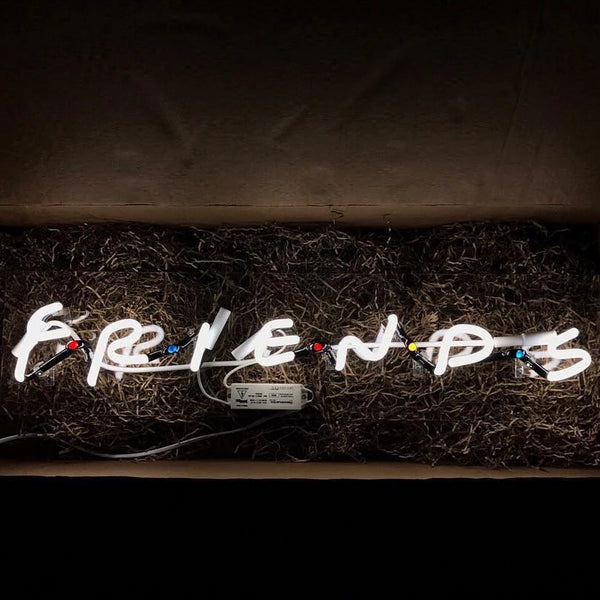 friends neon sign