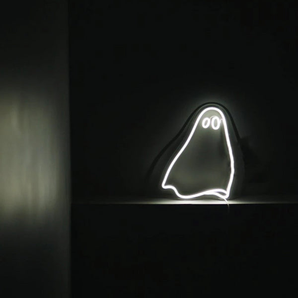 Ghost | LED Neon Sign