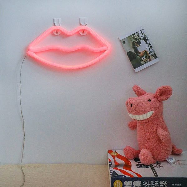 Lips | LED Neon Sign