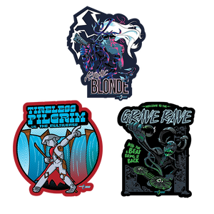 Keepin' It 100 — 2021 Winter Collection — Sticker Bundle
