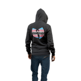WU-BRG Forever — Transgender Awareness Hoodie