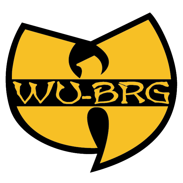 WU-BRG Forever — Sticker