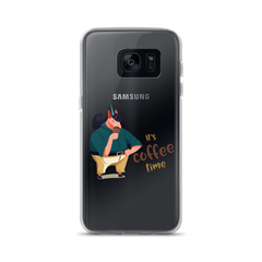 It's Coffee Time63 Samsung Case
