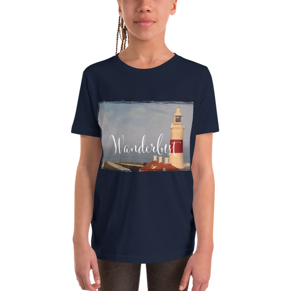 Wanderlust104 Youth Short Sleeve T-Shirt