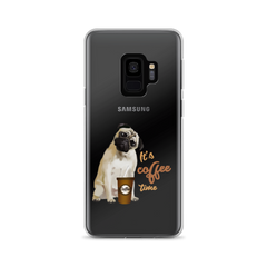 Its Coffee Time23 Samsung Case