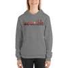 Invincible020 Bella + Canvas 3719 Unisex Fleece Pullover Hoodie