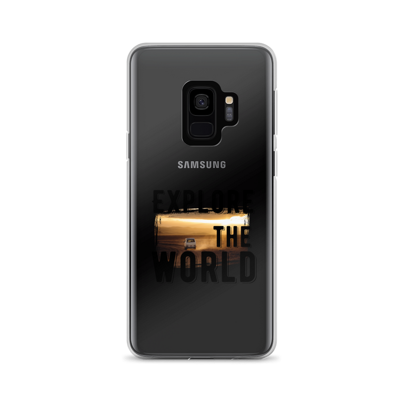 Explore The World009 Samsung Case