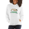 It's Yoga Time014 Gildan 18500 Unisex Heavy Blend Hooded Sweatshirt Heavy blend