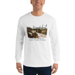 Wanderlust23 Gildan 2400 Ultra Cotton Long Sleeve T-Shirt