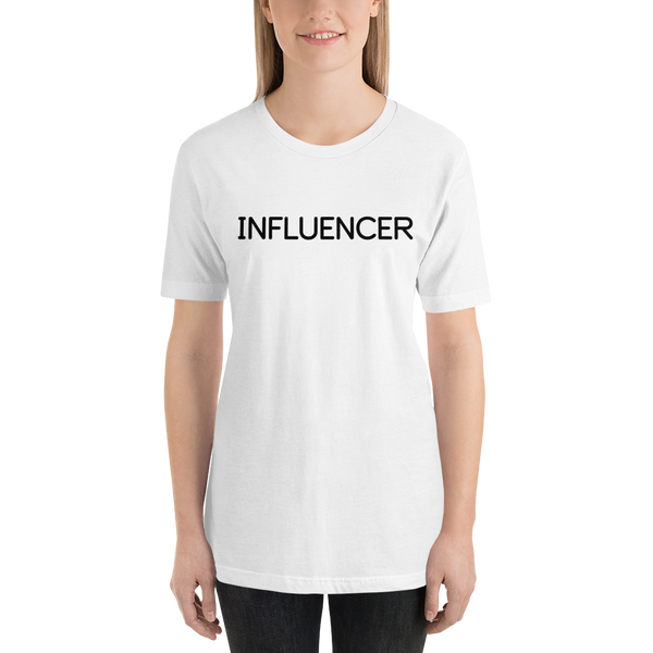 Influencer Women T-Shirts