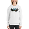 Explore The World007 Bella + Canvas 3719 Unisex Fleece Pullover Hoodie