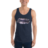 Explore The World003 Bella + Canvas 3480 Unisex Jersey Tank with Tear Away Label