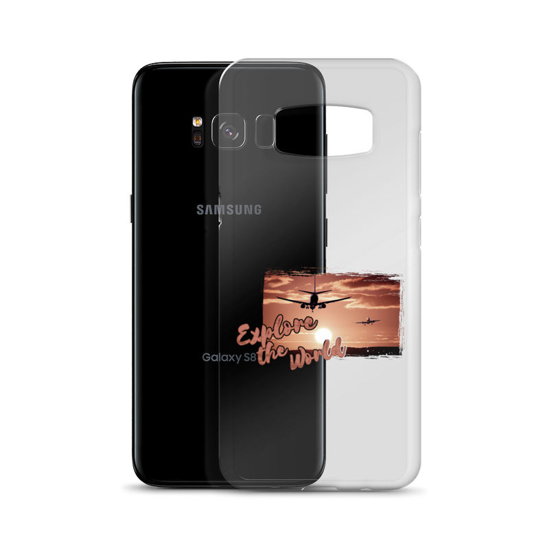 Explore The World0012 Samsung Case
