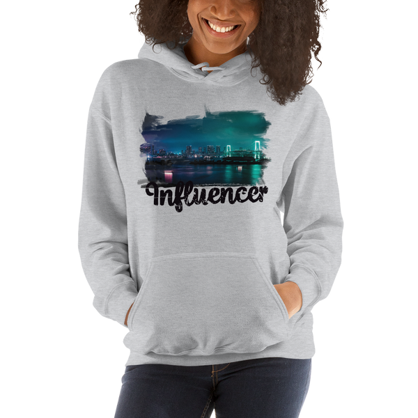 Influencer041 Gildan 18500 Unisex Heavy Blend Hooded Sweatshirt Heavy blend