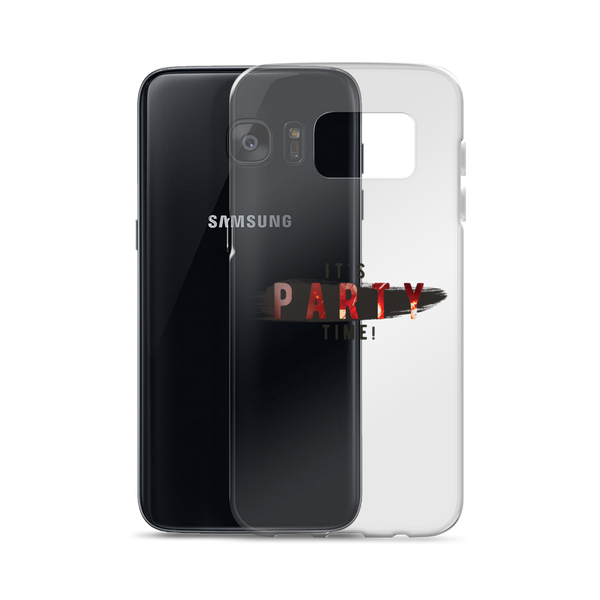 Its Party Time08 Samsung Case