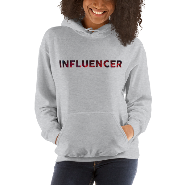 Influencer046 Gildan 18500 Unisex Heavy Blend Hooded Sweatshirt Heavy blend