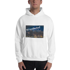 Wanderlust88 Gildan 18500 Unisex Heavy Blend Hooded Sweatshirt