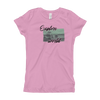 Explore The World0013 Next Level 3710 Girl's The Princess Tee with Tear Away Label