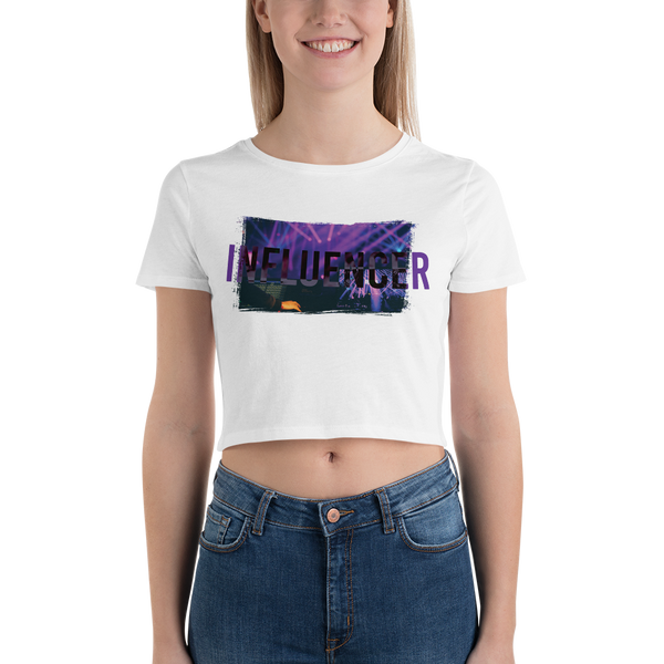 Influencer Women Crop Tops
