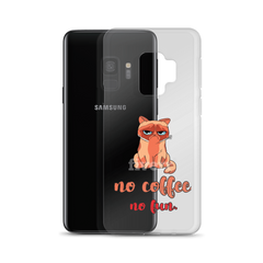 Its Coffee Time45 Samsung Case