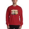 Explore The World0011 Sweatshirt Gildan 18000 Unisex Heavy Blend Crewneck Sweatshirt