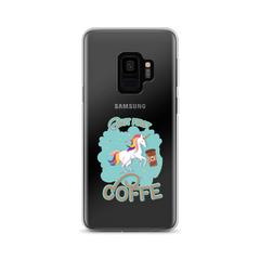 Its Coffee Time65 Samsung Case