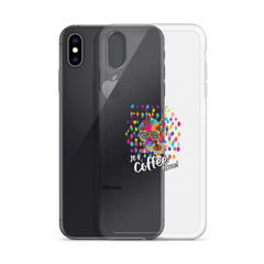 Its Coffee Time14 iPhone Case